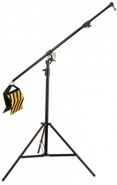 BRESSER Fotostudio »BR-BLS210 Galgenstativ mit Arm«