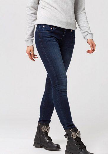 Herrlicher Slim-fit-Jeans »CARRY« Normal Waist Powerstretch