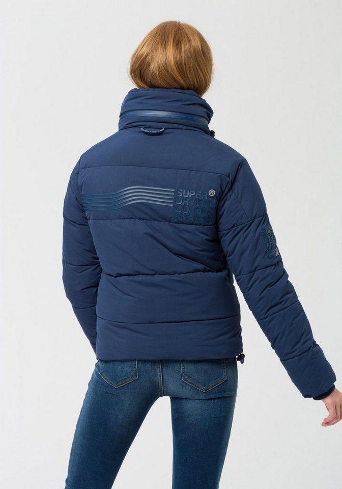 low priced 035a7 4dd8b OTTO | SALE Damen Superdry Steppjacke SOFT TECH WINDCHEATER ...