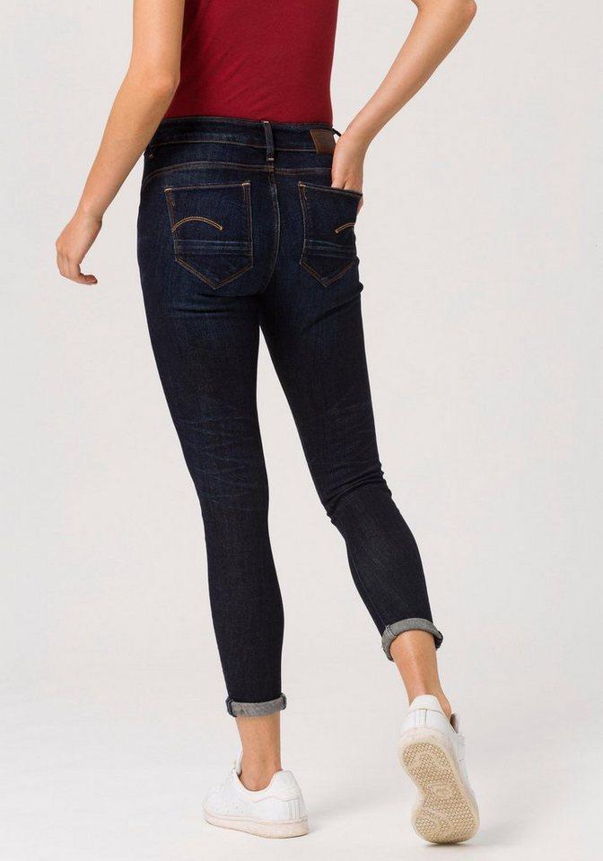 G-Star RAW Skinny-fit-Jeans »Arc 3D Mid Skinny Wmn« mit Stretch ... bfc5f23598