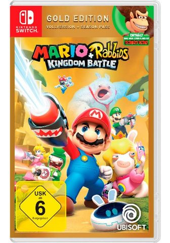 Mario & Rabbids Kingdom Battle Gol...