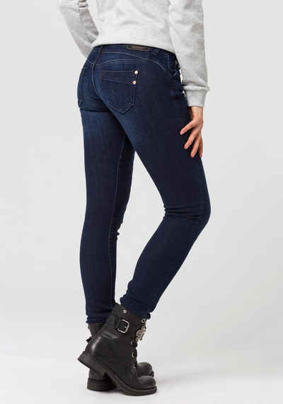 Herrlicher Slim-fit-Jeans »CARRY« Normal Waist Powerstretch 82db2c0787