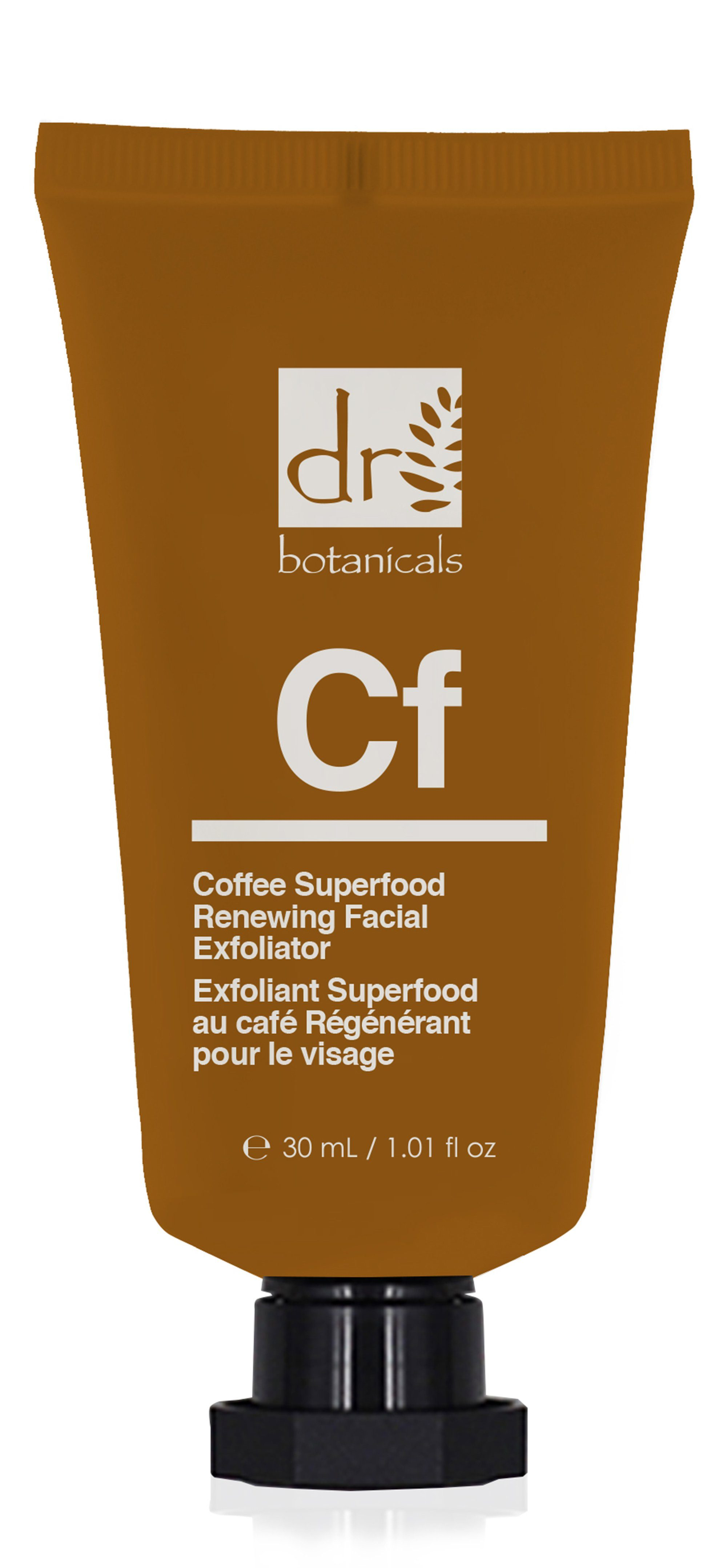 Dr Botanicals Peeling / Apothecary Natural Collection, 30 ml »Kaffee Superfood Gesichtspeeling«
