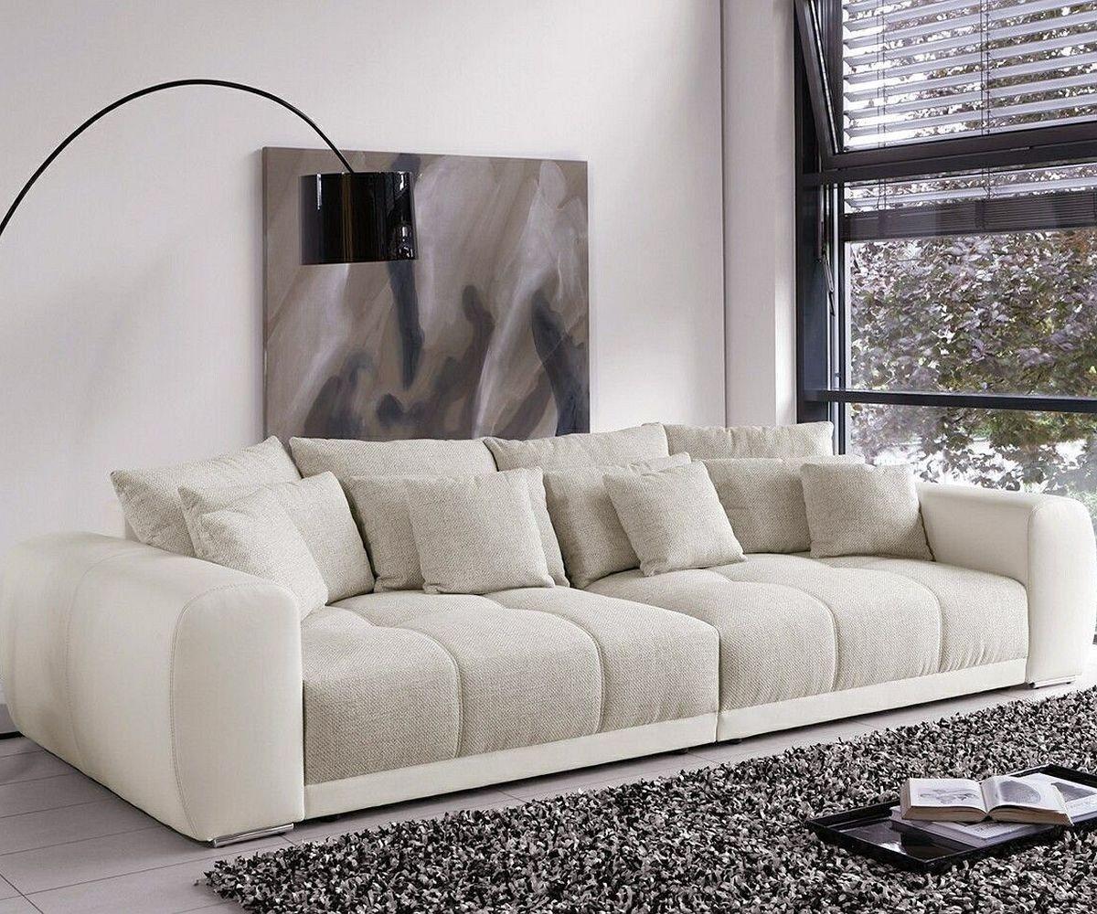 cremeweiss Bigsofas online kaufen   Möbel-Suchmaschine   ladendirekt.de