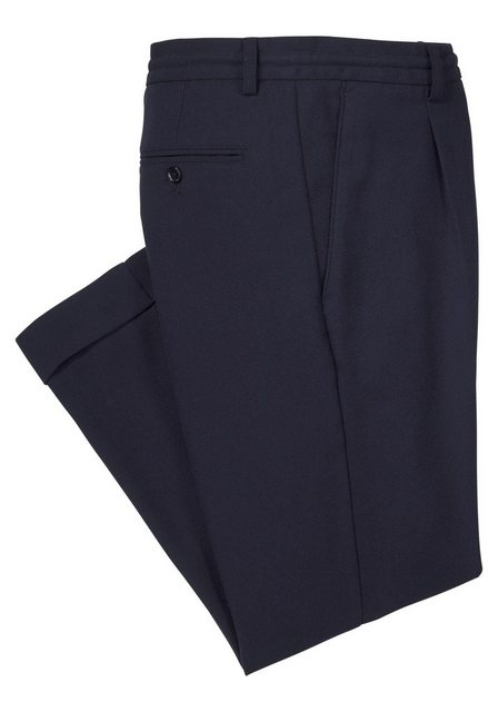 Herren Bruno Banani Baukastenhose Modischer Style in 7 8- Länge blau | 04055951290617