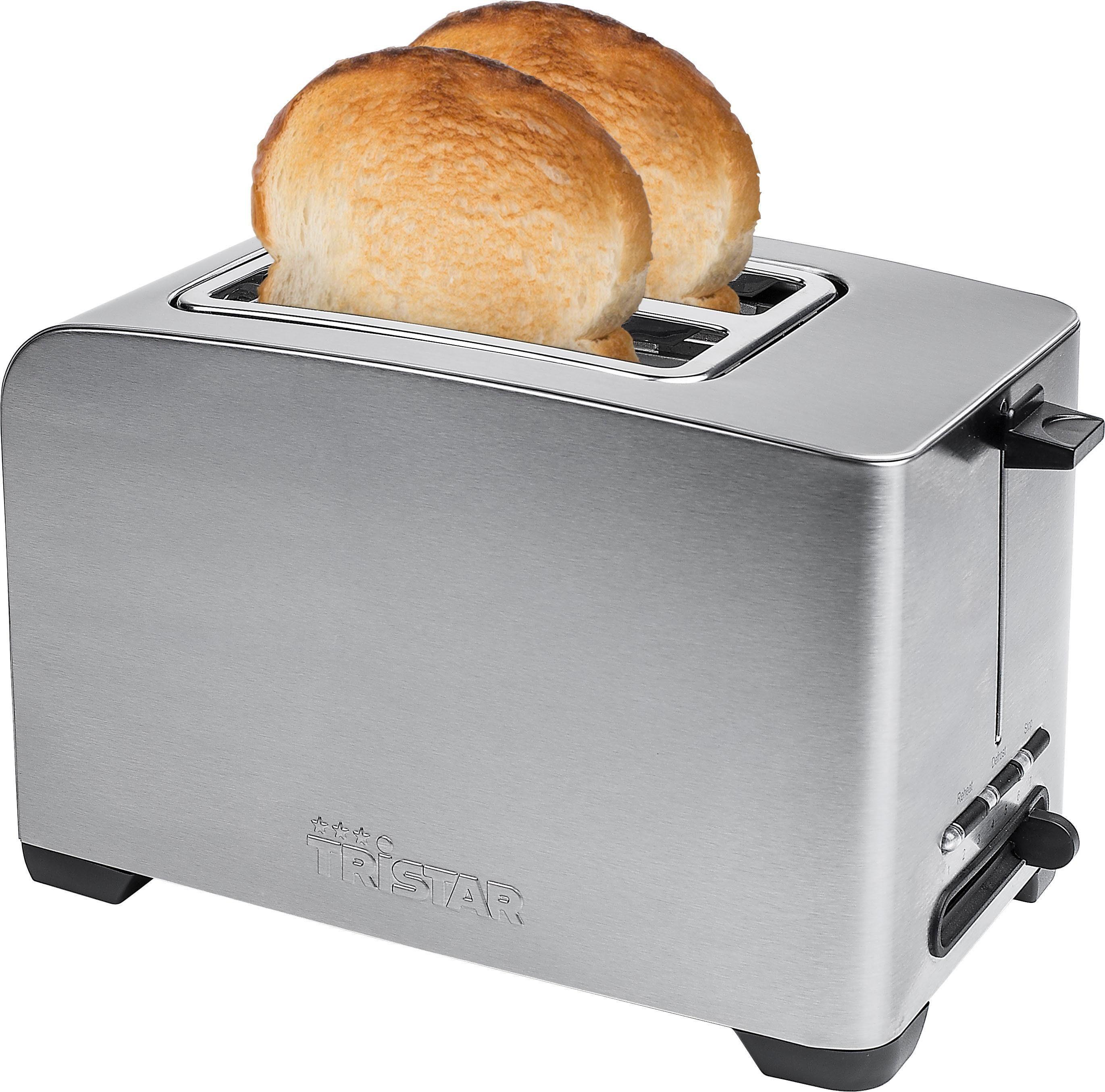 Tristar Toaster BR-2139, 2 kurze Schlitze, 850 W
