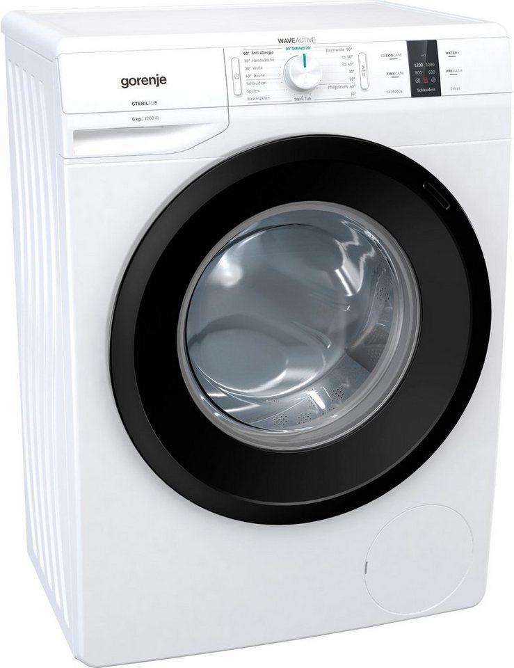 gorenje waschmaschine wave p 62s3 p 6 kg 1200 u min online kaufen otto. Black Bedroom Furniture Sets. Home Design Ideas
