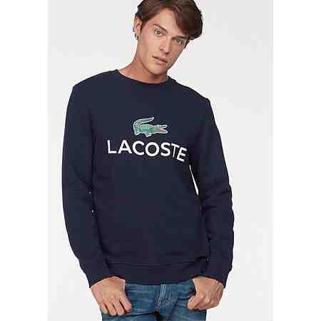 Herrenmode: Lacoste: Sweatshirts & -jacken