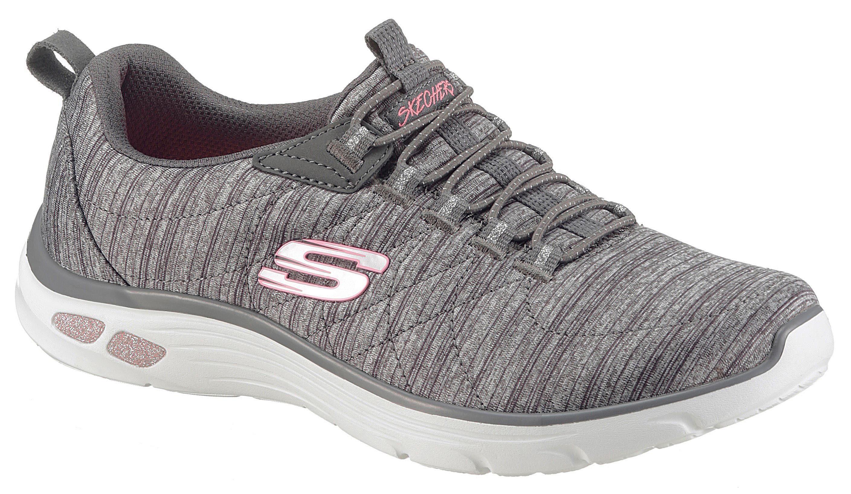 Skechers »Empire D´Lux« Slip On Sneaker mit Relaxed Fit Ausstattung online kaufen | OTTO