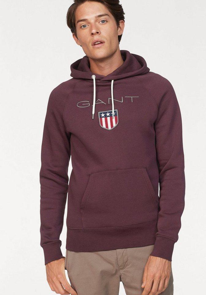 Gant Kapuzensweatshirt »Shield Sweat Hoodie«   OTTO d6df1a1c1c