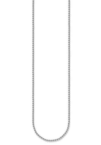 THOMAS SABO Silberkette »GESCHWÄRZT, KE1106-637-12-L42v, L50v, L70v«