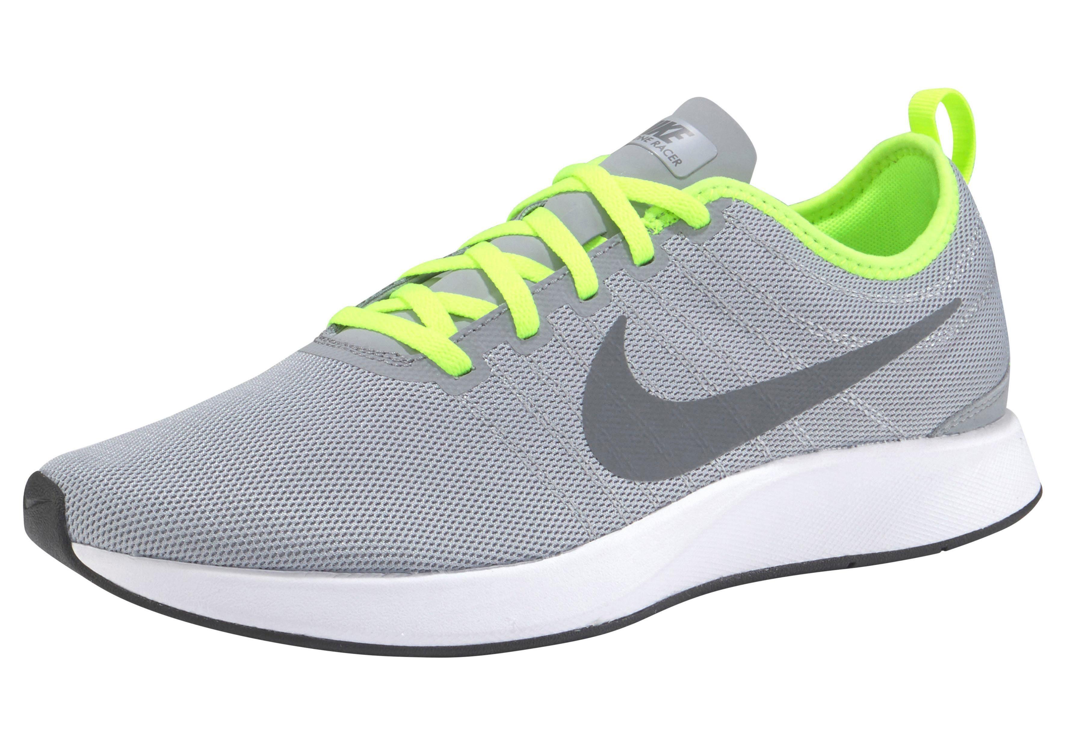 Nike Sportswear »Dualtone Racer« Sneaker, Atmungsaktives Obermaterial aus Textil online kaufen   OTTO
