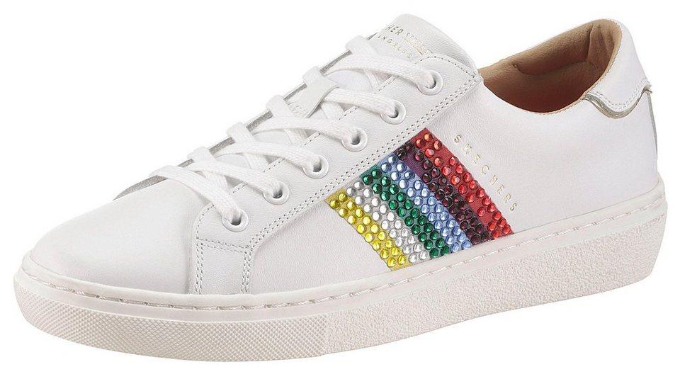 half off b0583 955d4 Skechers »Street Goldie-Rainbow Rockers« Sneaker mit modischen  Glitzersteinchen online kaufen | OTTO