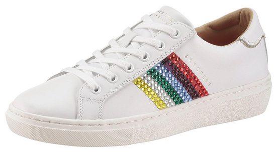 Skechers »Street Goldie-Rainbow Rockers« Sneaker mit modischen Glitzersteinchen