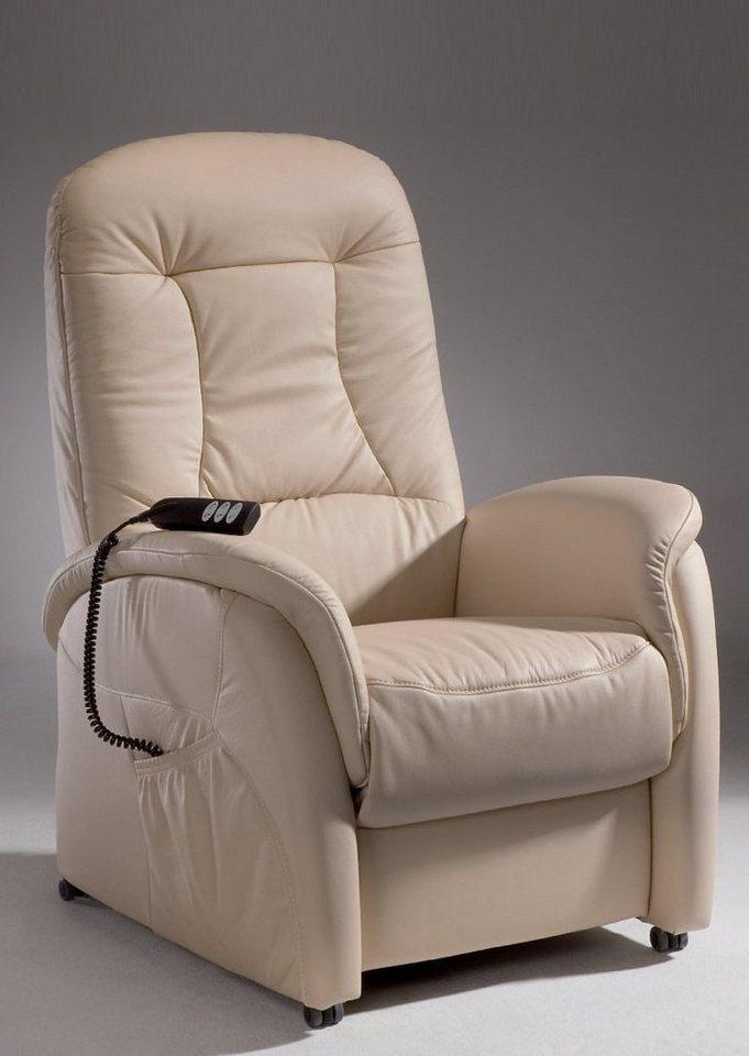 Relaxsessel, EMP, mit verschiedenen Funktionen, Made in Germany in schwarz