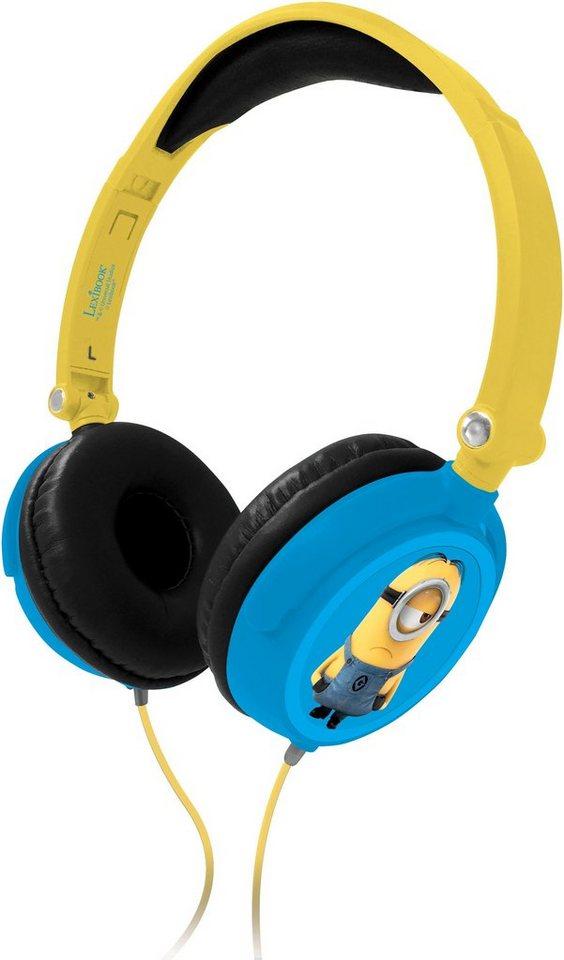 Lexibook, Kopfhörer zum zusammenklappen, »Minions«   OTTO