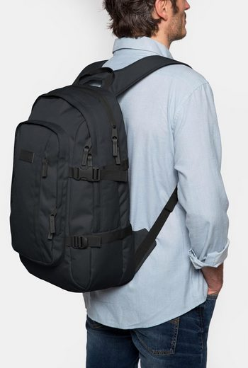 Laptopfach Mit Rucksack Eastpak »evanz Black« wpOxq