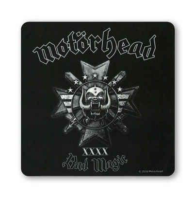 LOGOSHIRT Untersetzer mit coolem Motörhead-Logo