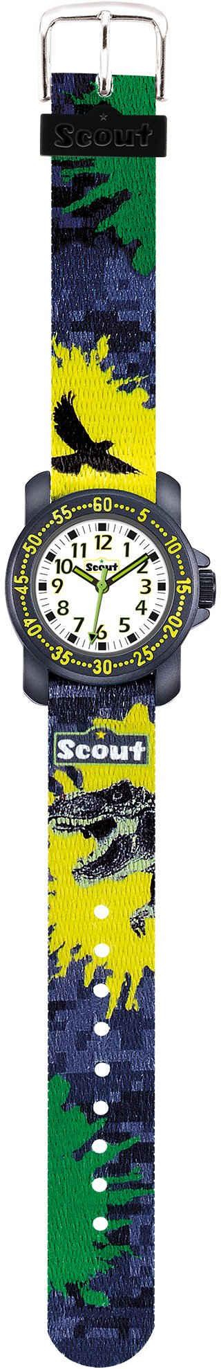Scout Quarzuhr »Action Boys, 280376039«
