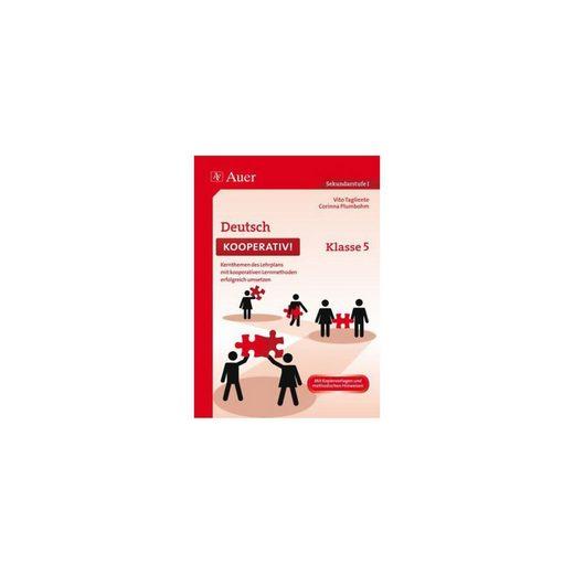 Auer Verlag Deutsch kooperativ! Klasse 5