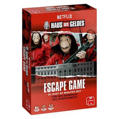 Jumbo Spiel, »Haus des Geldes - Escape Game«