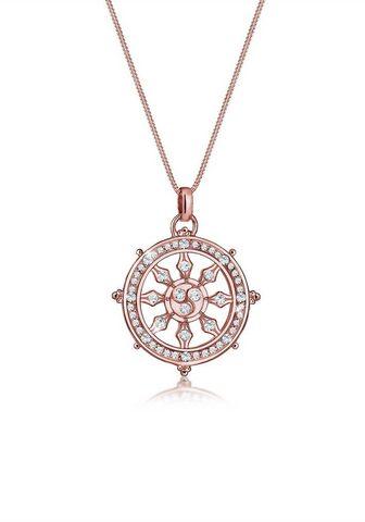 ELLI Grandinėlė-kolje »Ornament Karma Swaro...
