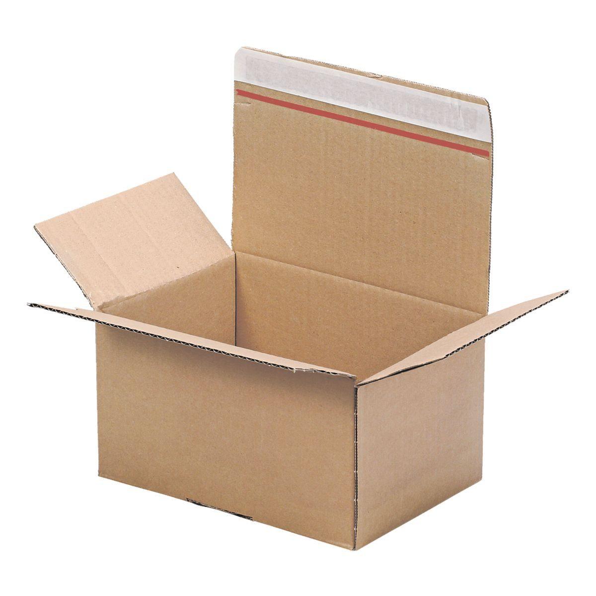 Versandkartons 21,3/15,0/11,4 cm »Speedbox SSB-213«