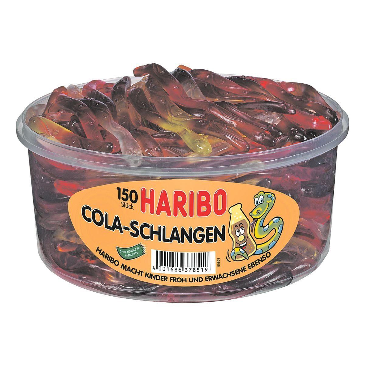 HARIBO Fruchtgummi »Cola-Schlangen«