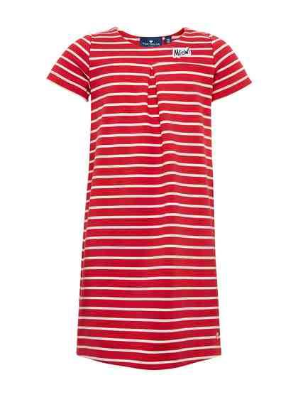 Tom Tailor A-Linien-Kleid »gestreiftes Kleid«