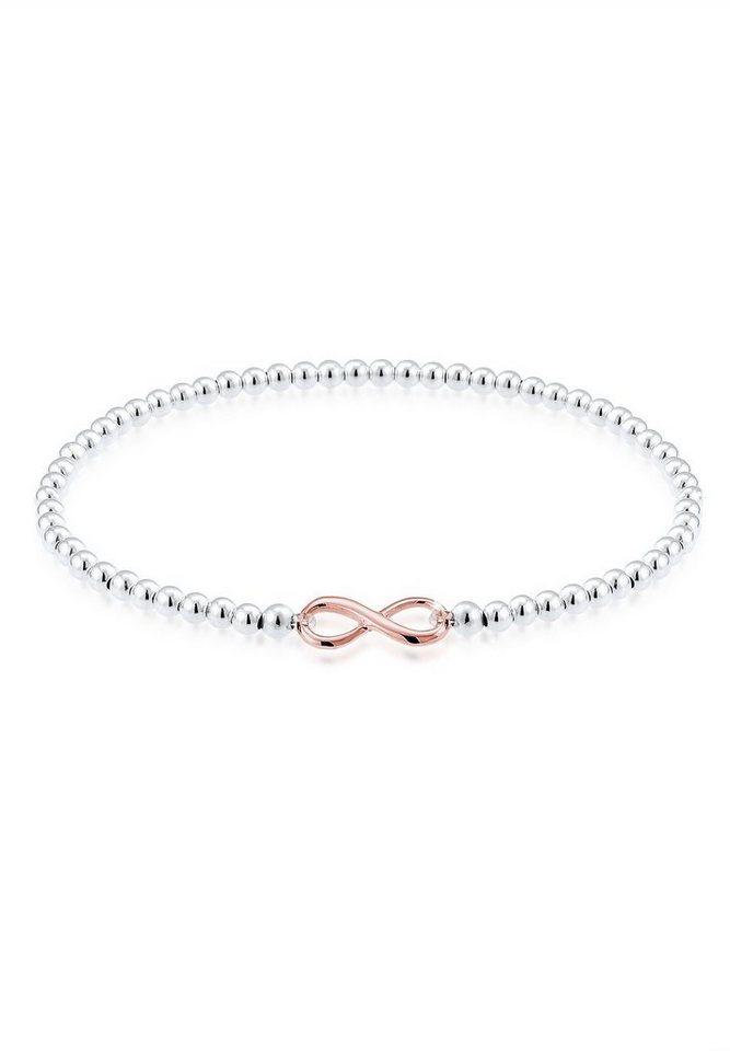 Elli Armband »Infinity Unendlichkeit 925 Silber rosé« online kaufen ... 84f5b639f9
