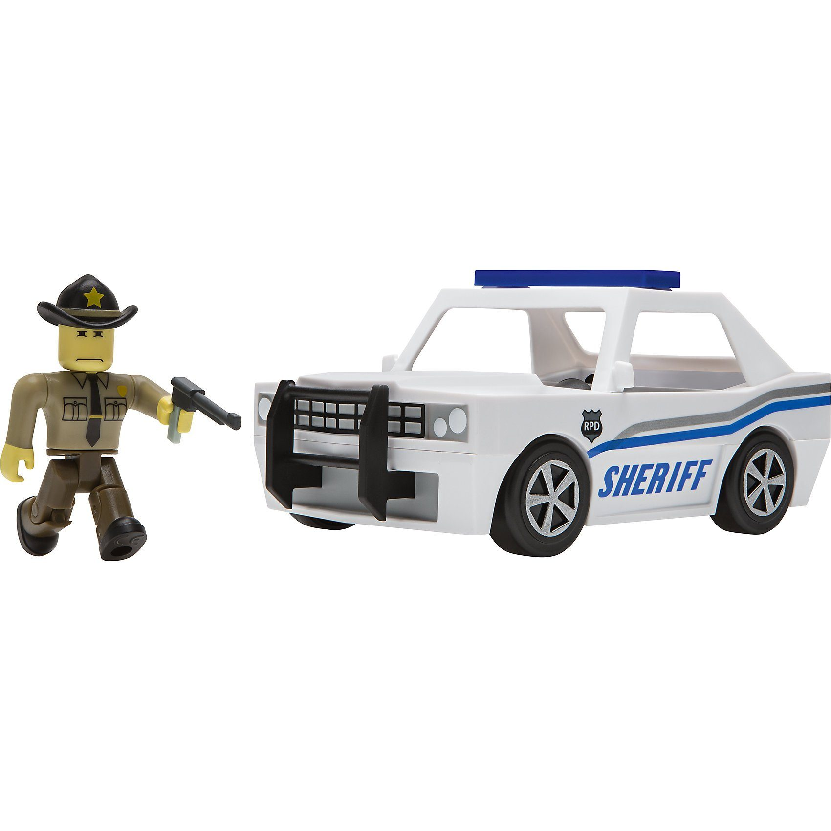 Jazwares ROBLOX Fahrzeug - The Neighborhood of Robloxia Patrol Car