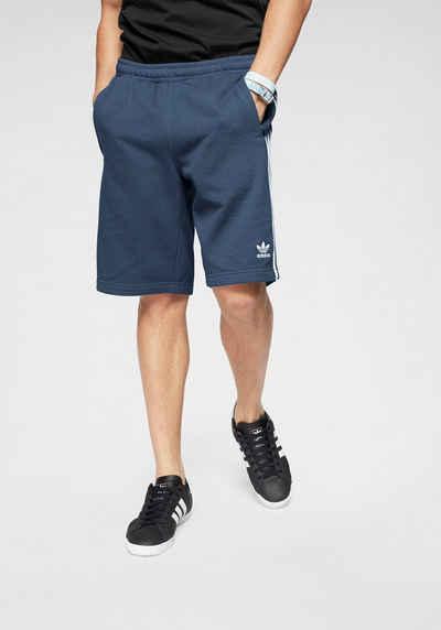 adidas Shorts, Baumwoll Mix, Gesäßtasche, für Herren von
