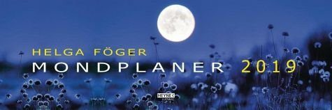 Kalender »Mondplaner 2019 Tischplaner«