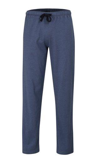 CECEBA Pyjamahose auch große Größen