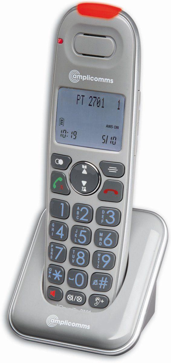 amplicomms Mobilteil »PowerTel 2701 Mobilteil«