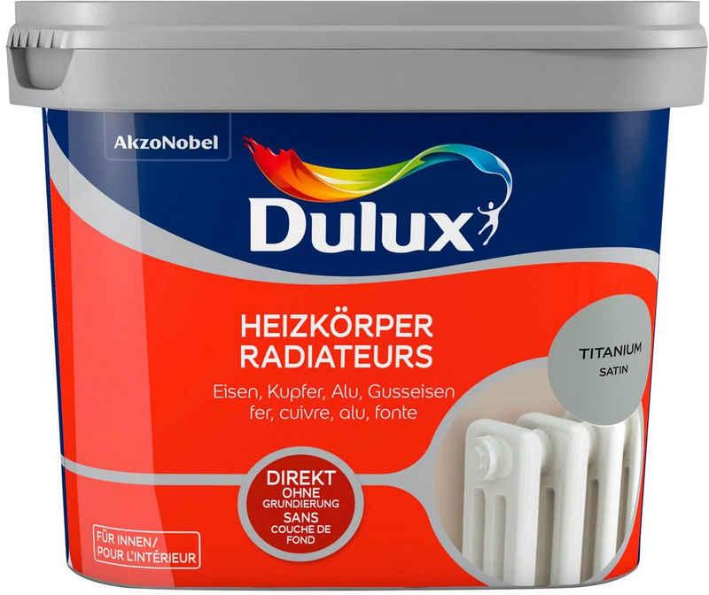 Dulux Heizkörperlack »Fresh Up«, titanium, 0,75 l