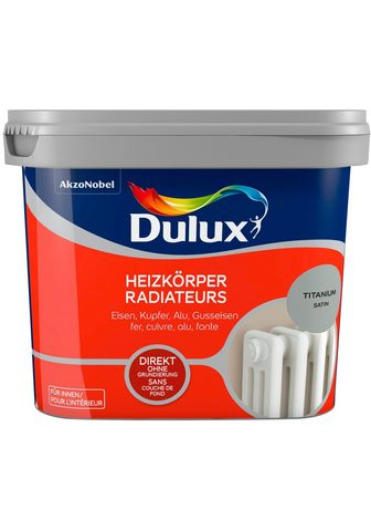 Dulux Heizkörperlack »Fresh Up« titanium 075...