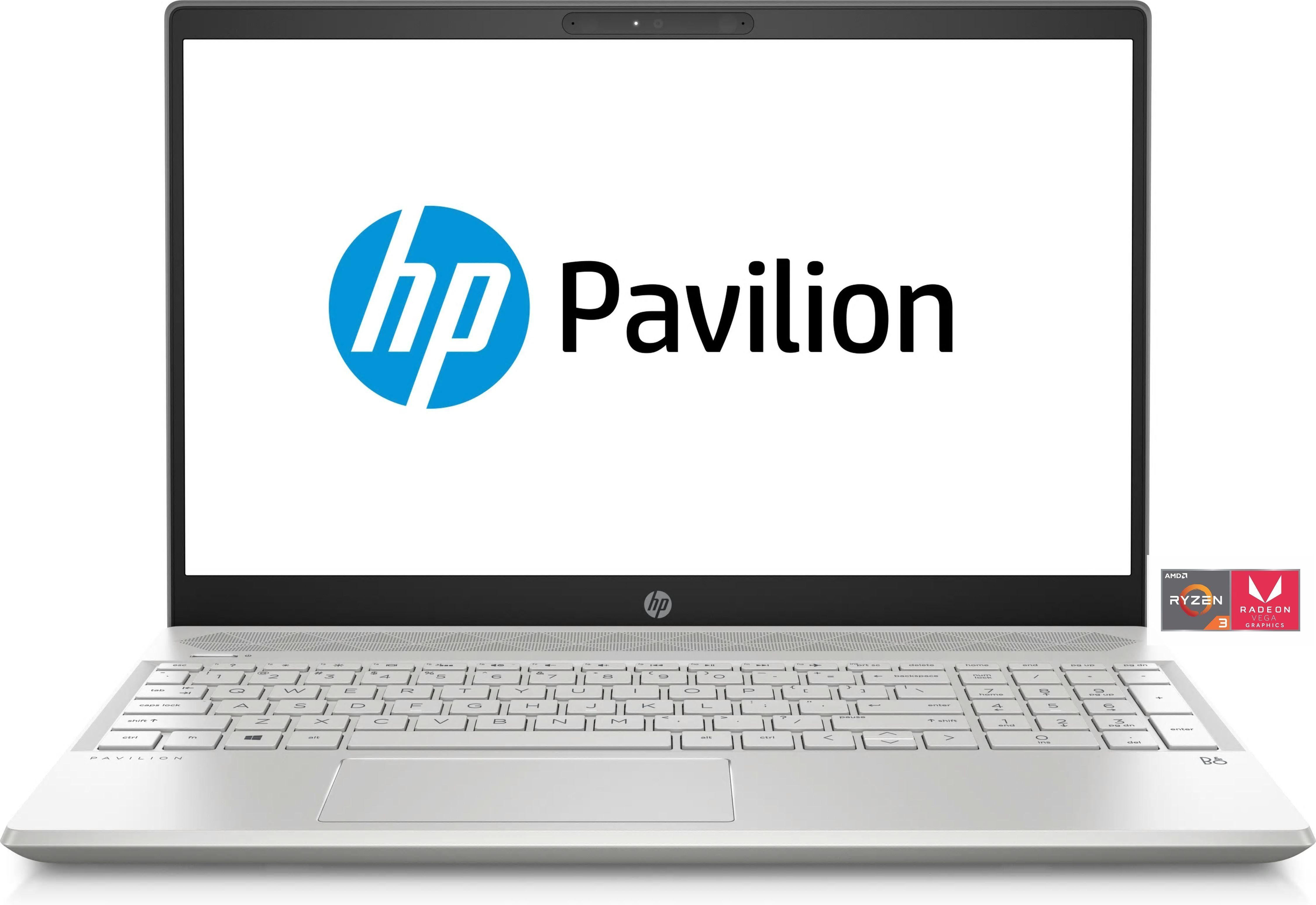 """HP 15-cw0001ng Notebook »AMD Ryzen 3, 39,6cm (15,6""""), 1 TB HDD, 8 GB«"""