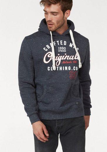 Jack & Jones Kapuzensweatshirt »CHAMPS SWEAT HOOD«