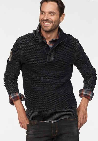 Пуловер-поло Man's World