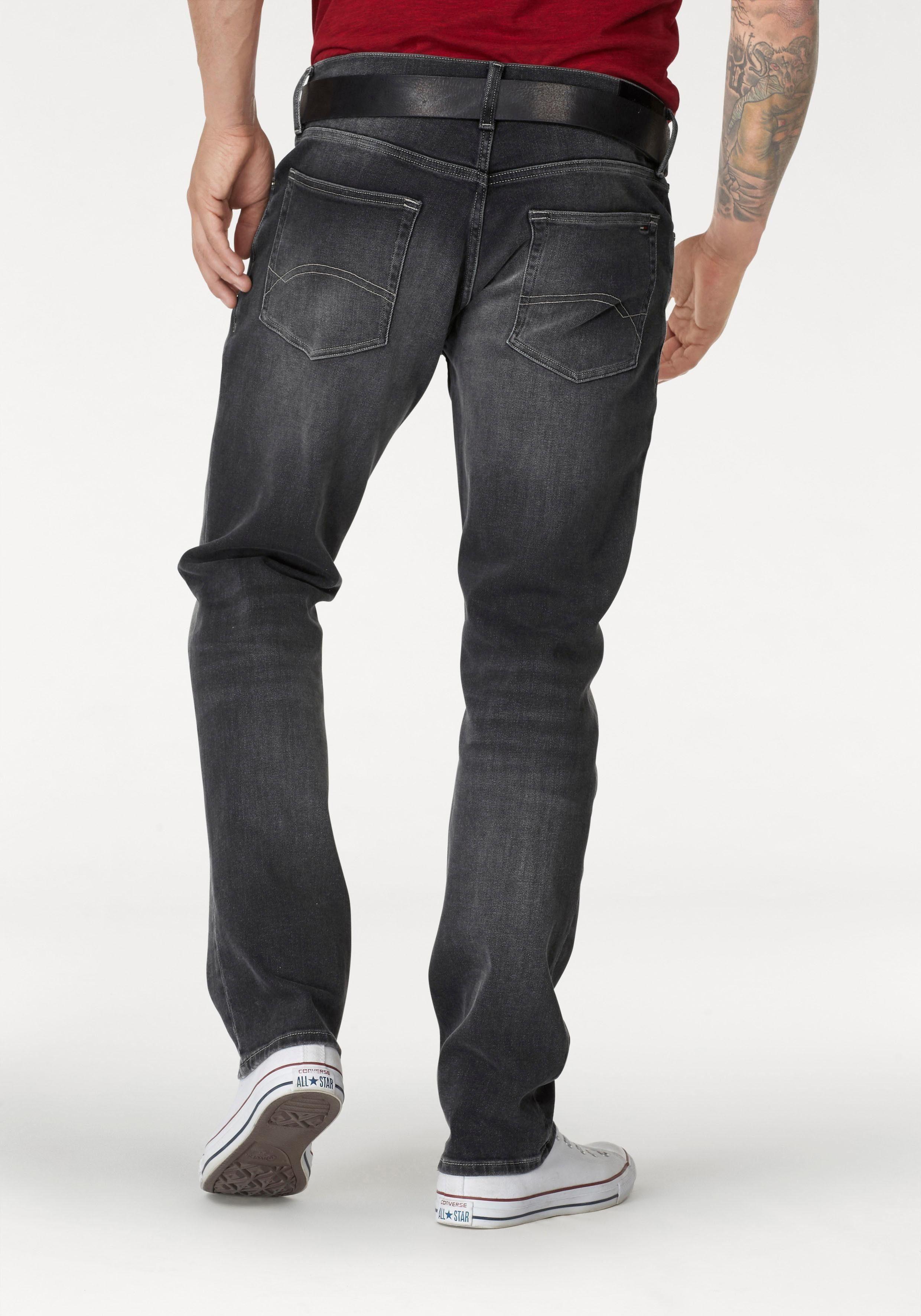 TOMMY JEANS Straight Jeans »ORIGINAL STRAIGHT RYAN SDBLCO« online kaufen   OTTO