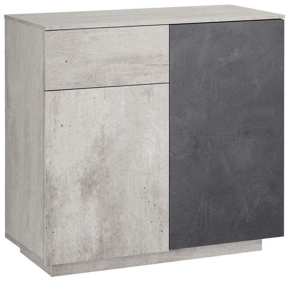 kommode cross breite 90 cm online kaufen otto. Black Bedroom Furniture Sets. Home Design Ideas