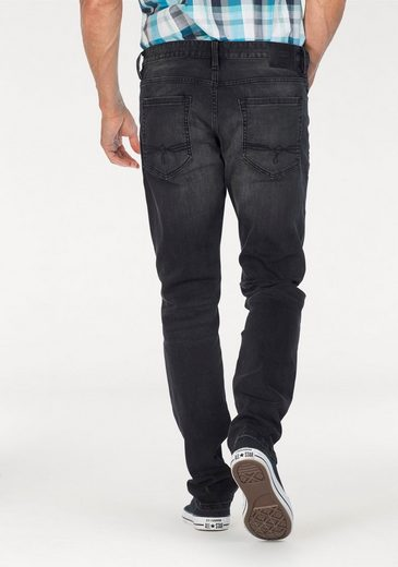 Slim oliver jeans »close« Label S Red fit S0W1WHf