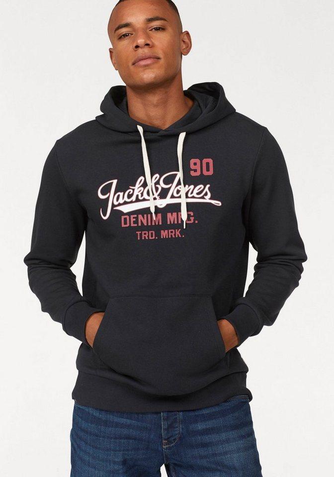 Jack   Jones Sweatshirt »JJELOGO SWEAT HOOD TWO COLOR« online kaufen ... c4d327171b