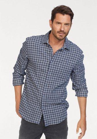 MAN'S WORLD Фланелевая рубашка