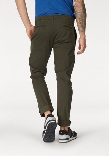 TOMMY JEANS Chinohose »TJM ESSENTIAL SLIM CHINO«