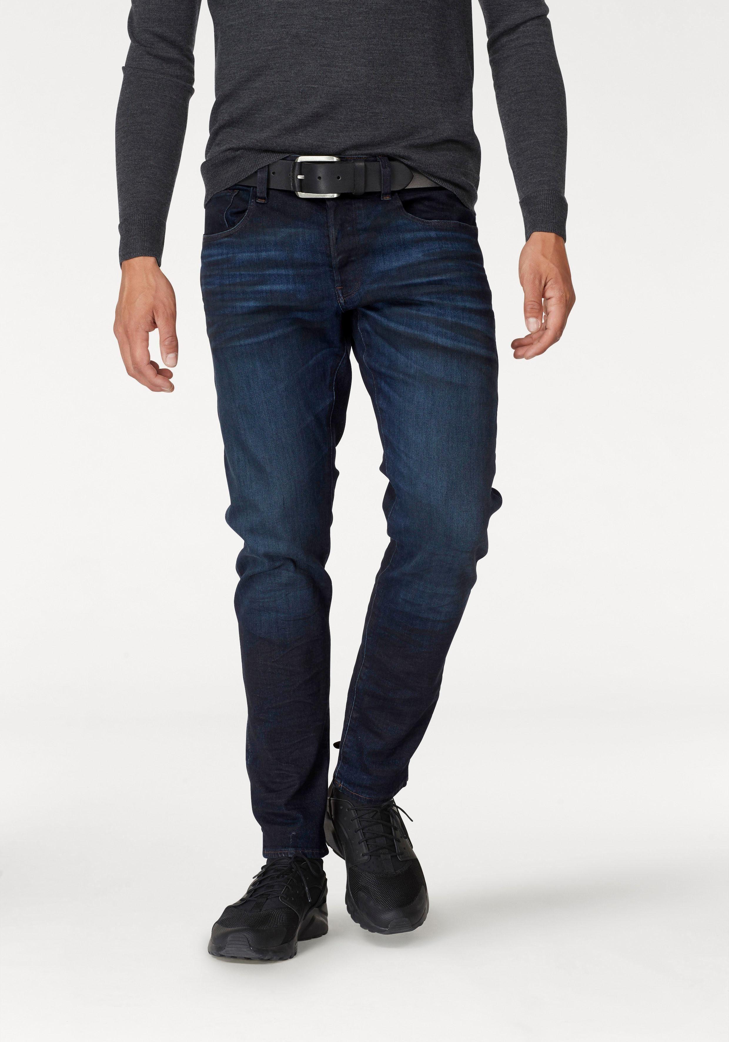 G-Star RAW Slim-fit-Jeans »3301 Deconstructed Slim«
