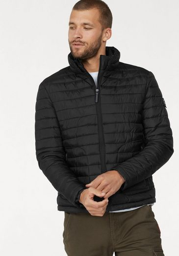Superdry Steppjacke »Double Zip Fuji«