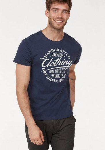 John Devin T-Shirt mit Print