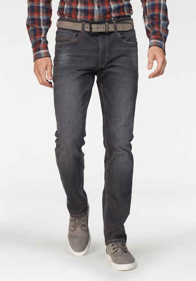 3e29f77848790d Arizona Stretch-Jeans »Clint« mit schmalerem Beinverlauf